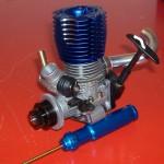O.S. .21TM Engine